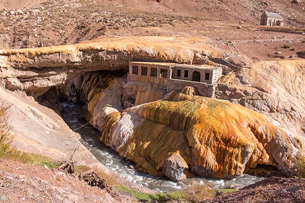 Puente del Inca, Argentina