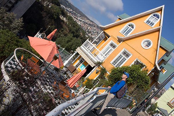Brighton Hotel, Valparaíso