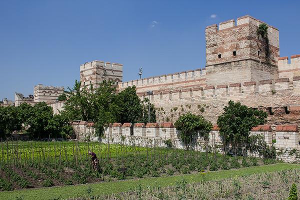 The Theodosian Walls