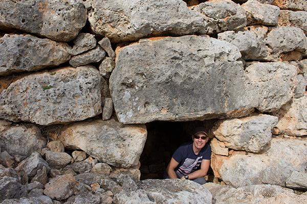 Talayot at Capocorb Vell, Mallorca