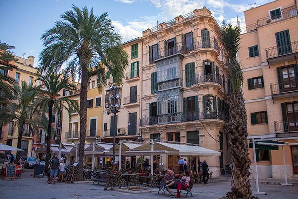 Old Palma, Mallorca