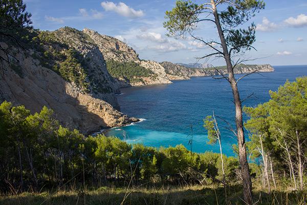 Platja des Coll Baix, Mallorca