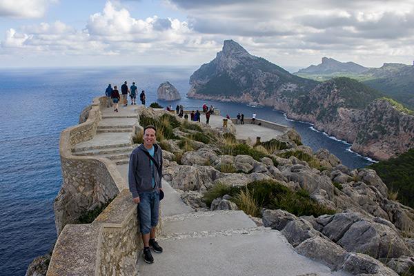 Exploring Cap de Formentor