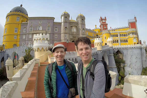 TnT at Pena Palace