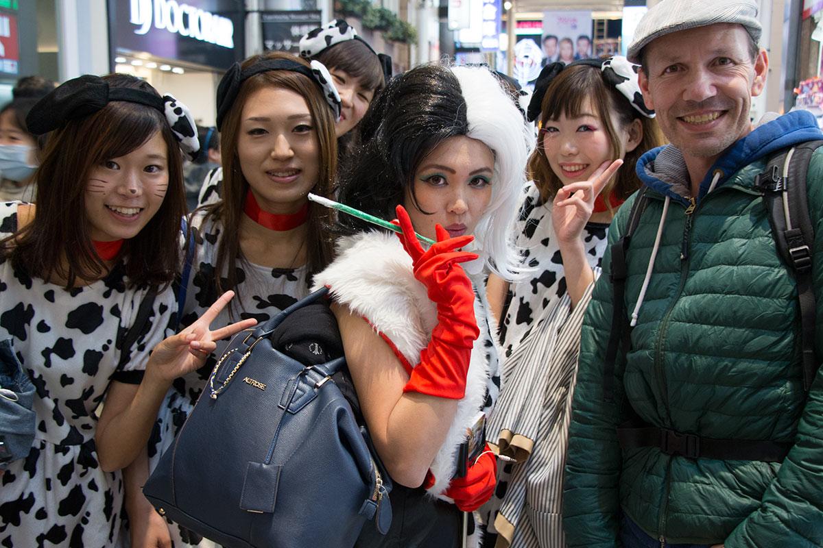 Halloween in Osaka