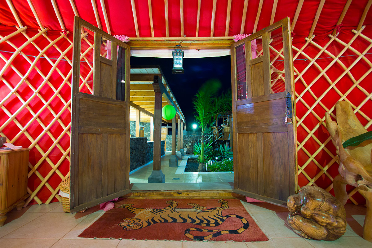 Eco Yurt Royale