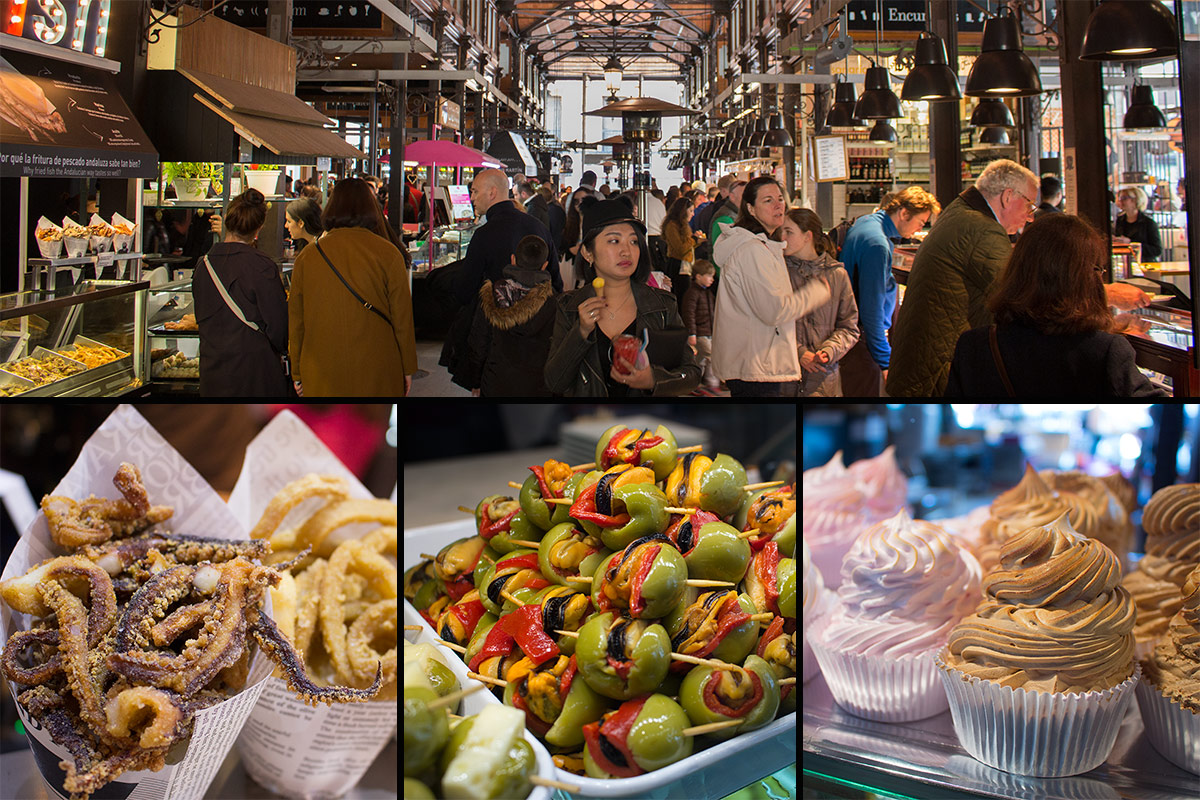 Things to do in Madrid: Shop at Mercado San Miguel