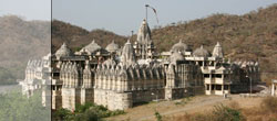 Adinath Temple in Ranakpur, India