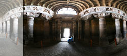 Ajanta Cave Temple, India