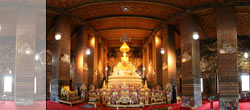 Wat Pho Phra Ubosot, Thailand