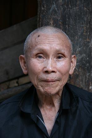 Dong Man in Zengcong