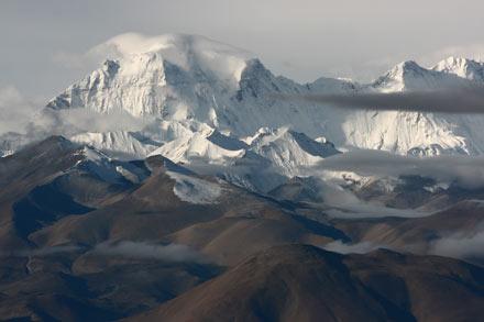 Cho Oyu, Himalayas