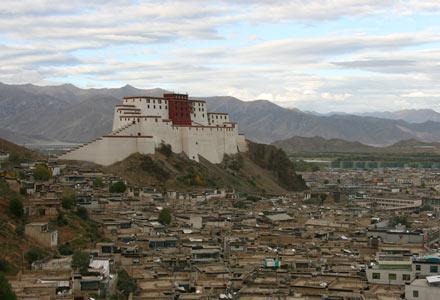 Xigatse Dzong, Tibet