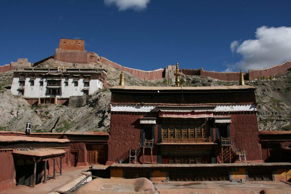 Palcho Monastery in Gyantse, Tibet
