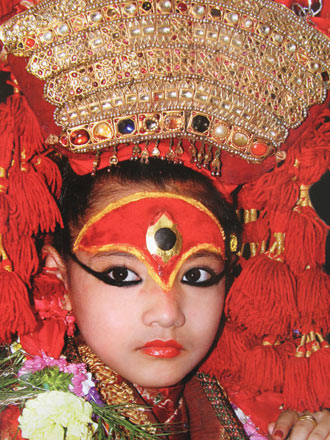 Kumari - The Living Goddess