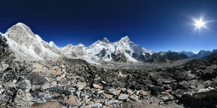 Kala Patthar View
