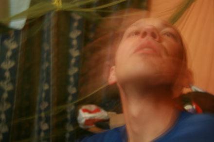 Thomas Checking Out Net
