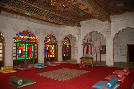 Moti Mahal in Meherangarh Fort, Jodhpur