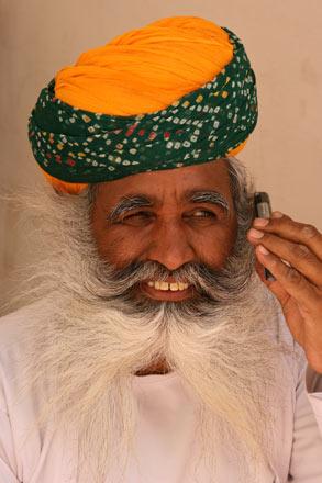Rajasthani on the Phone