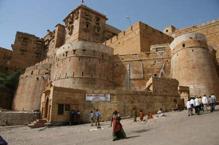 Jaisalmer Fort in Danger