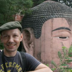 Discovering the Giant Buddha at Leshan in China