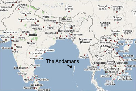 The andaman islands contemporarynomad 2 responses to the andaman islands gumiabroncs Image collections