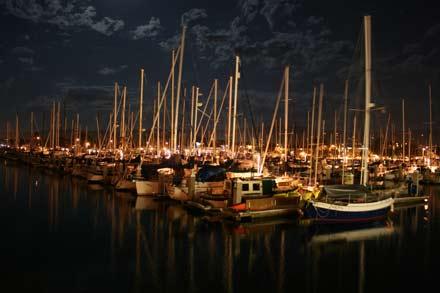 Fisherman's Wharf Monterey