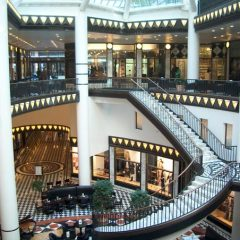 Friedrichstrasse Mall Berlin