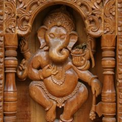 Ganesh Carving