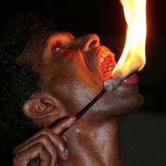 Kandy Fire Eater