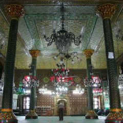 Shah Hamdan Mosque