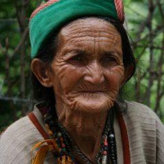 Kinnauri Woman