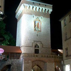 Krakow St. Florian's Gate