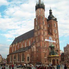 Krakow St. Mary's Church