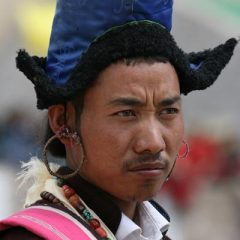 Traditional Ladakhi Hat