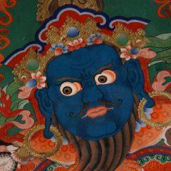 Lamayuru Monastery Painting