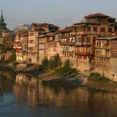 Srinagar Old City