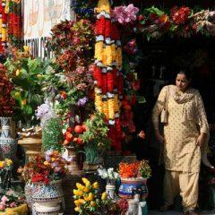 Old City Srinagar