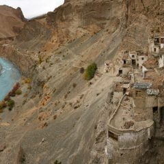 Phuktal Monastery View