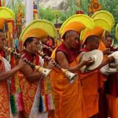 Tabo Monastery Monks