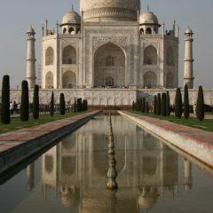 Taj Mahal Reflecting Pool