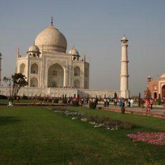 Taj Mahal Southern View