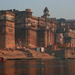 Varanasi Darbhanga Ghat