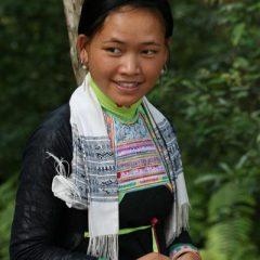 Baisha Miao Woman