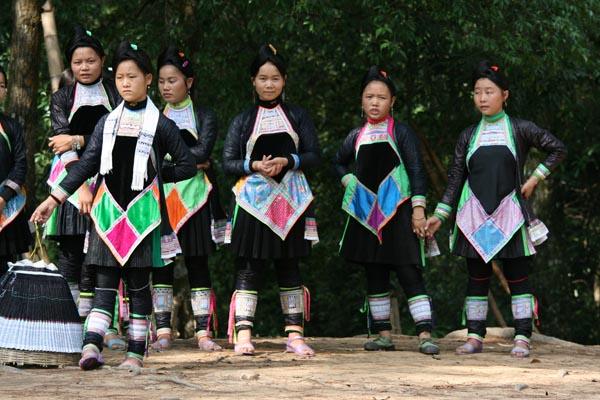 Baisha Miao Women