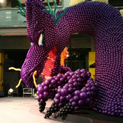 Two-story Balloon Dragon