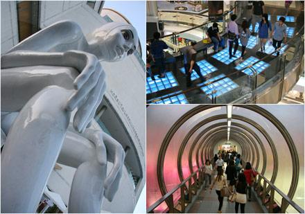 Futuristic Bangkok