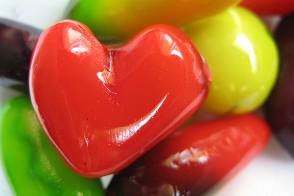 Taling Chan sweets