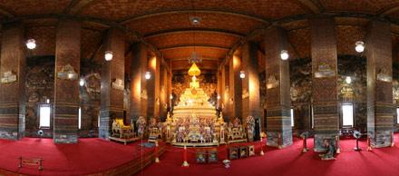 Wat Pho Phra Ubosot 360
