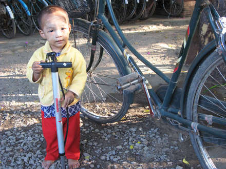 Little Bike Repairman